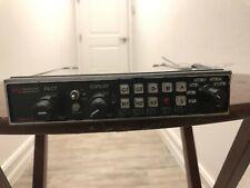 Ps Engineering Pma 6000 Audio-Marker-Intercom Panel P/N Pm-600 With Faa 8130-3