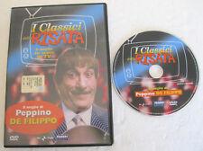 I CLASSICI DELLA RISATA il meglio di PEPPINO DE FILIPPO (2004) DVD ORIGINALE