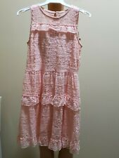 Youth Girl Disney Princess Dress in Peach US Size 14/16[L] New with Tags