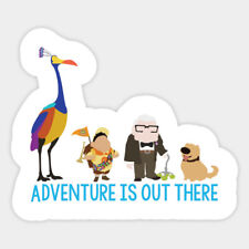 Adventure is Out There Up Movie Disney Vinyl Decal Sticker Laptop Car Bumper