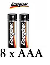 2-9 Batterie monouso Energizer per articoli audio e video