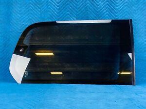 Lexus LX470 Quarter Window Glass Passenger Side 1998-2000 OEM