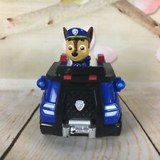 "Paw Patrol Chase Police Cruiser Vehicle And 2"" Tall PVC Figure Free S/H #3"