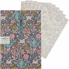 NEW William Morris Pink Clay & Honeysuckle Scented Drawer Liners (5 Sheets)