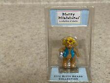 Hallmark Merry Miniatures Blossom - Itty Bitty Bears Collection Nip
