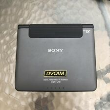 SONY DSR-V10 MiniDV Mini DV DVCAM Player Recorder Video Walkman VCR Deck DSRV10