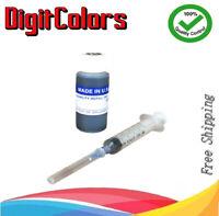 Premium Black ink refill kit for HP 60/61/62/63/64/65/XL 30ml bottle