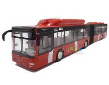 King size double j long four-door man bus passenger model