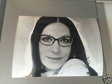 NANA MOUSKOURI  - PHOTO DE PRESSE ORIGINALE  24x18 cm