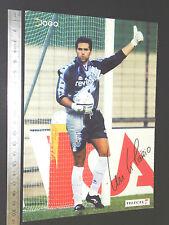 CARTE CRAQUES D'O JOGO PORTUGAL 1996-1997 FOOTBALL FUTEBOL HILARIO FC PORTO