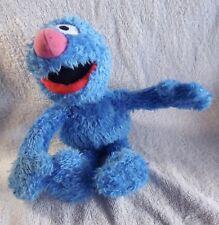 *1820a*   Blue Grover - Muppets / Sesame Street - plush - 15cm