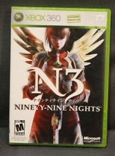 Ninety-Nine Nights (Microsoft Xbox 360, 2006) Video Game