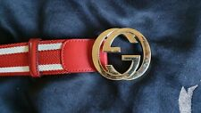 Reduced! 100% Authentic Gucci Belt Size 90/36
