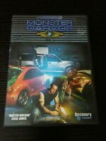 Monster Garage Discovery Channel (DVD, 2-Disc Set) Jesse James, custom cars