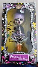 Pullip TOKIDOKI x Hello Kitty Violetta Vinyl Figure SDCC