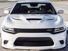 15-19 Dodge Charger Hellcat New Functional Hood & Scoop Bezels Mopar Oem