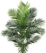 5' LARGE Artificial FAKE PALM TREE Plant Realistic Imitation Yard Indoor/Outdoor