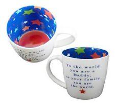 Tasse ~ Céramique thé/café ~ Vice Versa Tasse ~ POUR THE WORLD YOU SONT UN PAPA