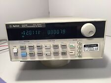 HP Agilent 66309B Dual Output Mobile Communications DC Source, Tested, ***CALIBR