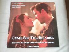 "33T/BO  DU FILM  ""COME SEE THE PARADISE"" ALAN PARKER /NEUF"