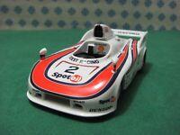 """PORSCHE 908/4 3000cc. Spyder """" Nurburgring 1981 """" - 1/43 Best 9557 LE"""