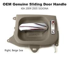 OEM Genuine Interior Sliding Door Handle Right Beige For KIA 2002-2005 Sedona