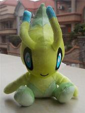 20th Anniversary Edition Gamestop Takara Tomy Pokemon Glossy Celebi Plush Doll