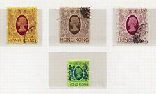 Hong Kong Monarquia Valores del año 1982-85 (DN-928A)