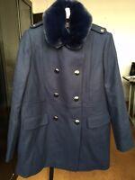 Manteau laine et cachemire Neuf et étiquette 1.2.3 Valeur 329€ - Ref Alex