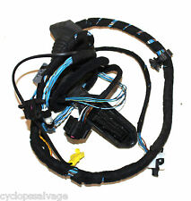 BMW OEM E46 FRONT DOOR WIRING HARNESS DRIVER CABLE LEFT 61126903086 330 328 325