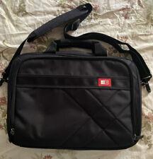 """Case Logic 14-16"""" Laptop and Tablet Case / carry bag w pockets & shoulder strap"""