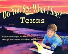Do You See What I See? Texas Claudia Cangilla McAdam Hardcover Free Shipping