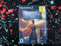 Rygar The Legendary Adventure PS2 PlayStation 2 Ancient Greece Adventure Game