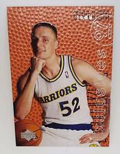 1996-97 UPPER DECK ROOKIE EXCLUSIVES TODD FULLER #R13 WARRIORS BASKETBALL CARD
