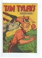 Photo-Type Press Pty Ltd Tim Tyler's Adventures #20 F/VF 1965 Australian