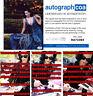 DITA VON TEESE signed Autographed 8X10 PHOTO G - PROOF - SEXY Hot ACOA COA