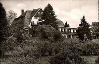 Kressbronn Bodensee Postkarte ~1950/60 Partie am Allianz Erholungsheim Sonnenhof