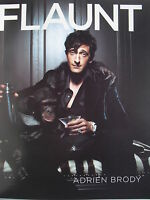 ADRIEN BRODY  FLAUNT Magazine #70 JORDANA BREWSTER  BETH ORTON
