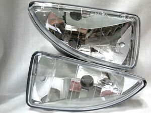 Front Side Driving Fog Light Lamps One Pair For 2000-2004 Focus