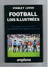 FOOTBALL  LOIS ILLUSTREES  STANLEY LOVER AMPHORA 1990
