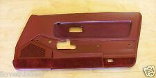 Genuine 1986-1987-1988-1989 Nissan 300ZX Passenger Side Door Panel.