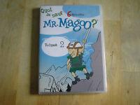dvd quoi de neuf mr. magoo ? volume 2
