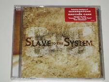 SLAVE TO THE SYSTEM/SAME (SPITFIRE 15263) CD ALBUM NEU