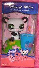 * Littlest Pet Shop Panda Bear Toothbrush Holder MIB Mint In Box