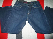 Men's Ben Sherman 30x31 Relaxed Jeans Button Fly Blue Denim jeans.