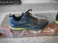 Merrell Midnight Shoes Size 10.5 Hiking/Casual