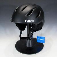 Giro Nine Jr. Youth Snowboard and Ski Helmet, Matte Black, Small (20.5-21.75 in)
