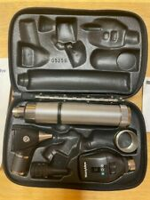 Welch Allyn 35v Diagnostic Set With Otoscope Ophthalmoscope Plug In Handle