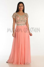 New Dubai Bridal Wear Party Gown Caftan Dress For Special Vaccation 5436