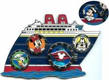 Disney Pin: DCL - Featured Artist 2006 Collection (All Aboard!) 3D/Hinged